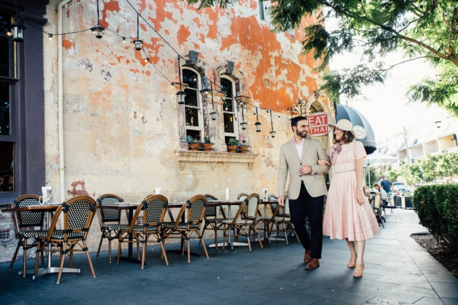 Engagement Photography in Sydney