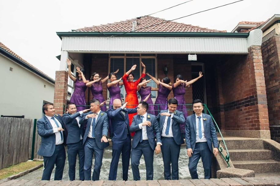 sydney wedding photography danielle and tony
